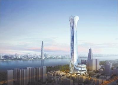 江岸加快打造长江左岸创意设计城高标准建设创意设计产业示范区